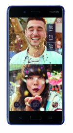 Nokia Smartphone Nokia 8 64 Go Bleu