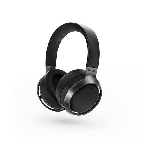 Casque circum-aural sans fil Bluetooth Philips Fidelio L3 Noir