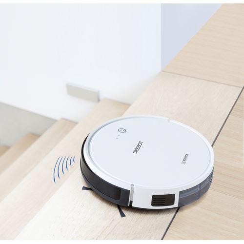Aspirateur robot Ecovacs Deebot 605 Blanc Achat & prix | fnac