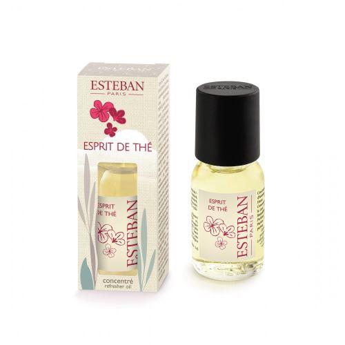 Concentre de parfum Esteban Esprit de thé