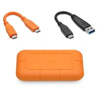 Disque SSD Externe La Cie Rugged 1 To Orange