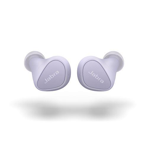 Ecouteurs sans fil Bluetooth Jabra Elite 3 Lilas