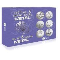 BOX 6 BREAK METALEN HOOFDEN