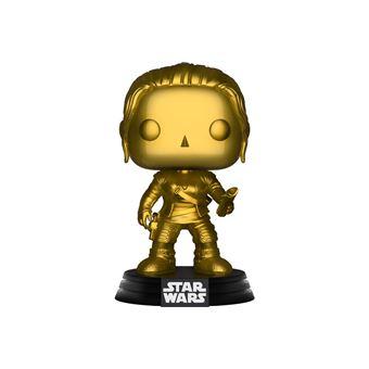 Figurine Funko POP Star Wars: Rey (GP) Exclusivité Fnac - Petite figurine - Achat & prix | fnac