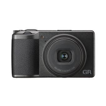 Compact expert Ricoh GR III Noir