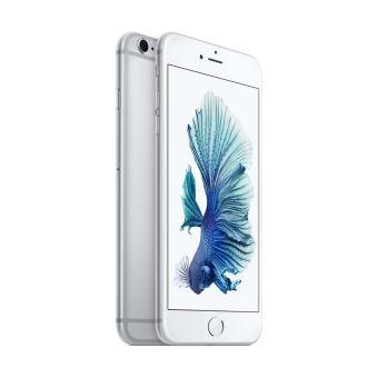 apple iphone 6s plus silver smartphone. Black Bedroom Furniture Sets. Home Design Ideas