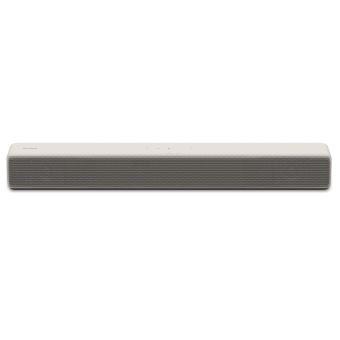 Barre de son compacte avec caisson de basses intégré Sony HT-SF201 Bluetooth Crème
