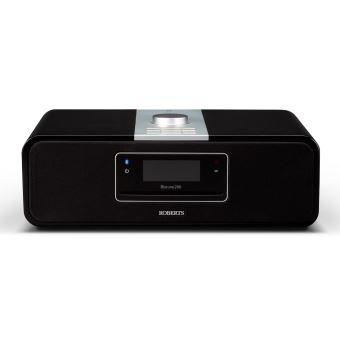 Roberts Blutune 200 - klokradio - CD, USB-host, flash-geheugenkaart
