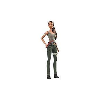 Poupée Barbie Tomb Raider Lara Croft