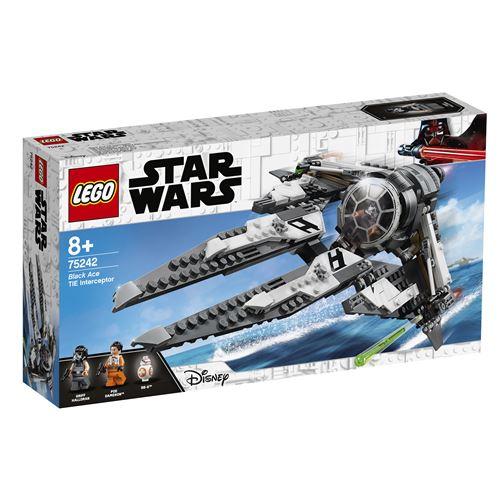 LEGO® Star Wars™ 75242 Black Ace TIE Interceptor