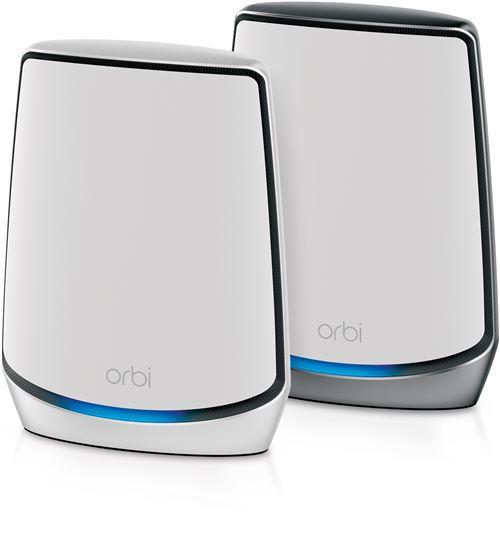 Netgear Orbi WiFi 6 AX6000 routeur + satellite (RBK852-100EUS)