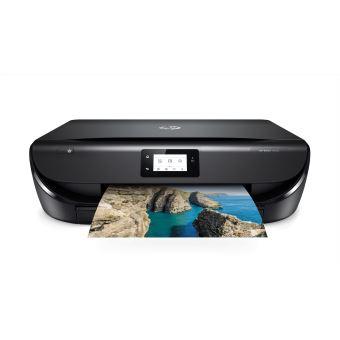 Imprimante multifonctions HP Envy 5030 Wifi Noire (Éligible Instant Ink - 4 mois d'essai inclus)