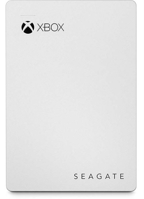 Seagate Gaming Portable Hard Drive For Xbox - 2 Tb, White - Currys