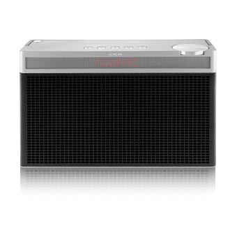 Radio numérique portable Bluetooth FM et DAB+ Geneva Touring L Noire