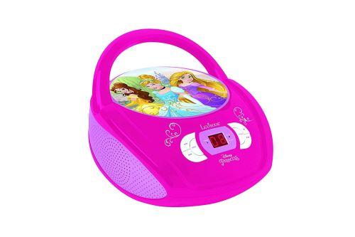 Radio lecteur CD Disney Princesses Lexibook