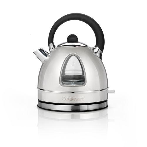 Bouilloire électrique Cuisinart Rétro CTK17SE 2750 W Gris