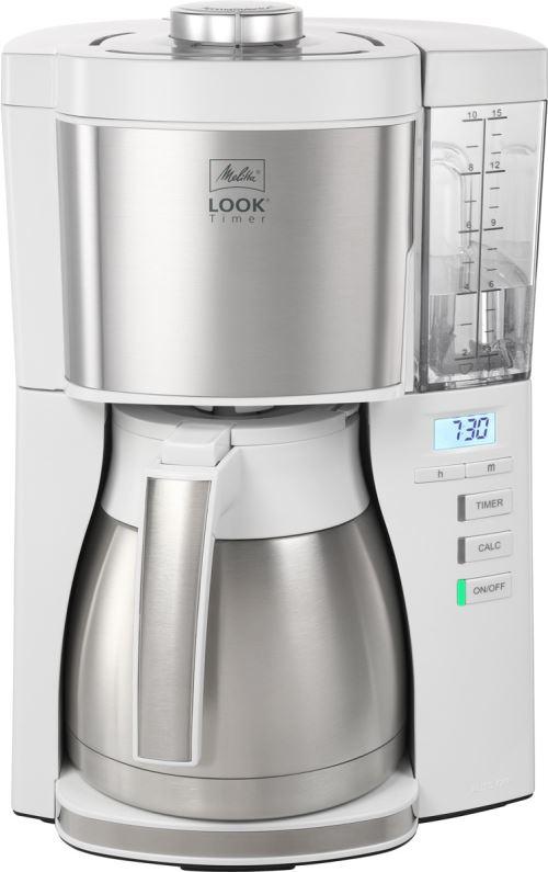 Machine à café Melitta Look 1025-17 Therm Timer 1080 W Gris
