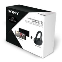 Pack Smartphone Sony Xperia 1 Dual Sim 128GB Zwart + Exclusief Fnac WH-1000xM3 Hoofdtelefoon Zwart