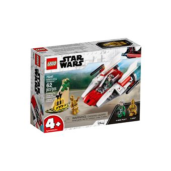 LEGO 75247 SW REBEL A-WING STARFIGHTER