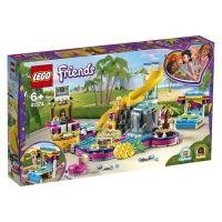LEGO® Friends 41374 La soirée piscine d'Andréa
