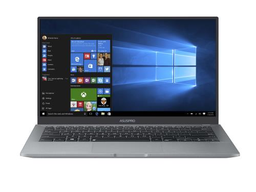 PC Ultra-Portable Asus ZenBook Pro 90NX0152-M02980 14 Intel Core i7-7500U 8 Go RAM 256 Go SSD Gris