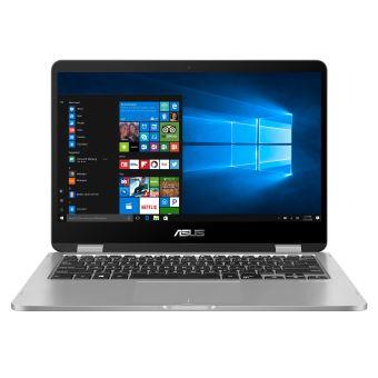a9619b17e8e911 Pack PC Hybride Asus VivoBook Flip TP401MA-BZ084T 14   Tactile + Office 365