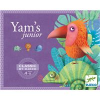 Yams Djeco-spel