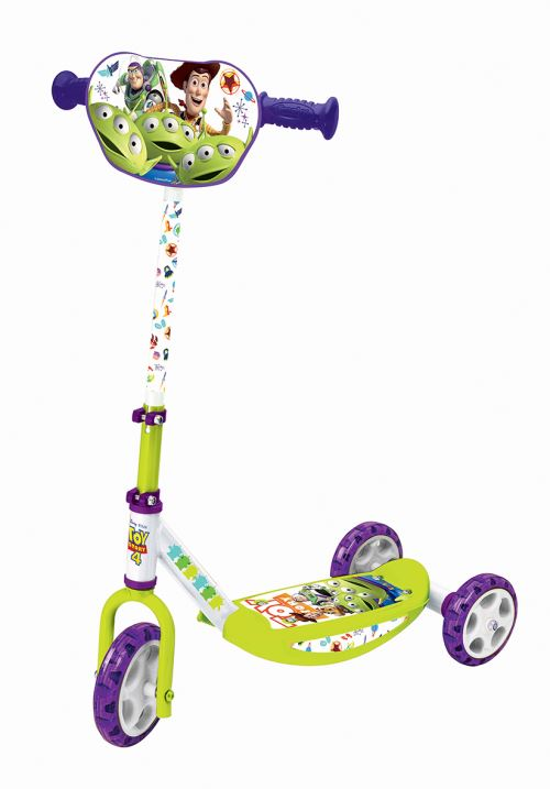 Patinette 3 roues Smoby Toy Story
