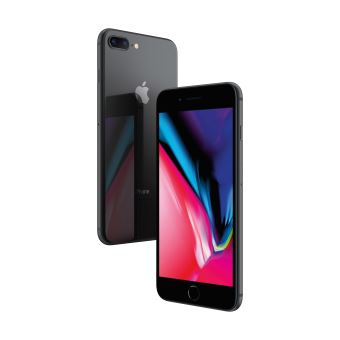 Apple iPhone 8 Plus 64 Go 5,5'' Gris sidéral
