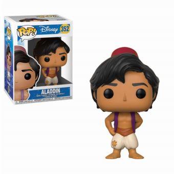 Personnage Disney-Jasmin en rouge de Aladdin Funko POP