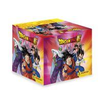 Jeu de cartes Panini Dragon Ball Boîte 50 pochettes