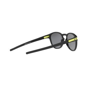 8f06692543041a Lunettes de sport Oakley Latch Valentino Rossi Signature Series Noires et  vertes - Lunettes - Equipements sportifs   fnac