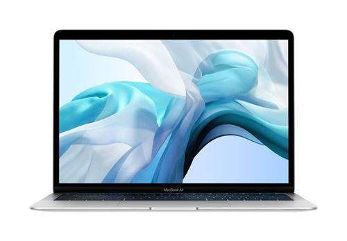 Apple MacBook Air 13.3 LED 128 Go SSD 8 Go RAM Intel Core i5 bicur à 1.6 GHz Argent Nouveau