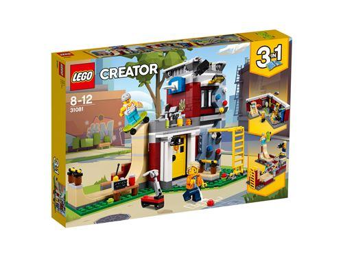 LEGO® Creator 3 en 1 31081 Le skate park