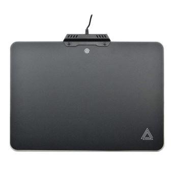 Lexip B5 RGB Harde Muismat Zwart