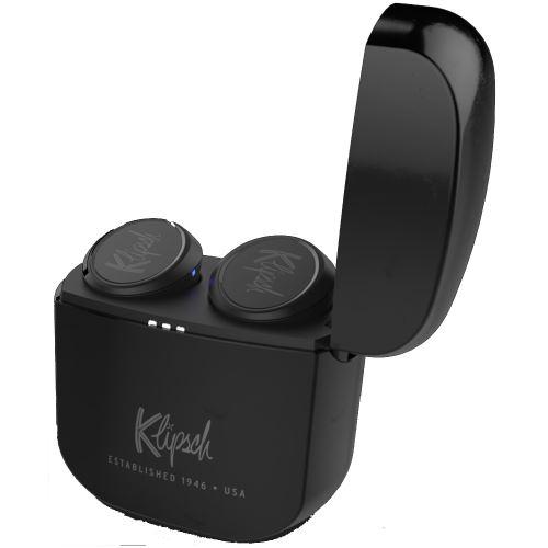 Ecouteurs sans fil True Wireless Klipsch T5 Noir