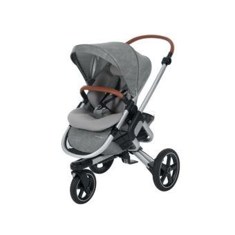poussette 3 roues b b confort nova nomad gris. Black Bedroom Furniture Sets. Home Design Ideas