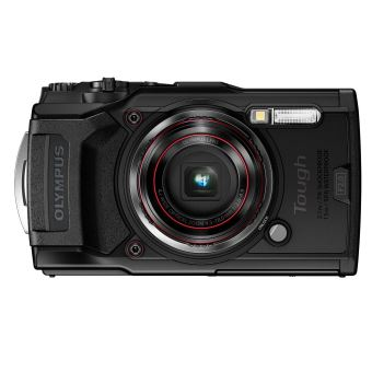 Olympus Tough TG-6 Compact Camera Zwart