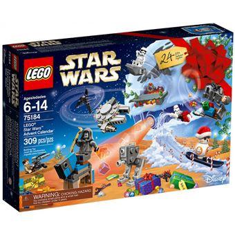 Calendrier Lego Friends 2019.Lego Star Wars 75184 Calendrier De L Avent Lego Star Wars