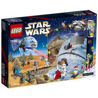 Calendrier Avent Lego City.Lego Star Wars 75184 Calendrier De L Avent Lego Star Wars