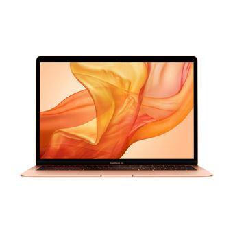 Apple MacBook Air 13,3-inch LED 128-Gb SSD 8GB RAM Intel Core i5 dual-core tot 1,6 GHz Goud Nieuw