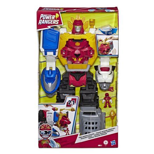 Figurine Power Rangers Beast Morphers Playskool Heroes Megazord