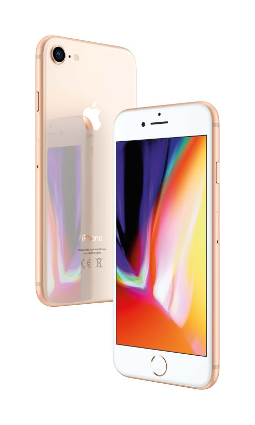 """Apple iPhone 8 64 Go 4,7"""" Or"""