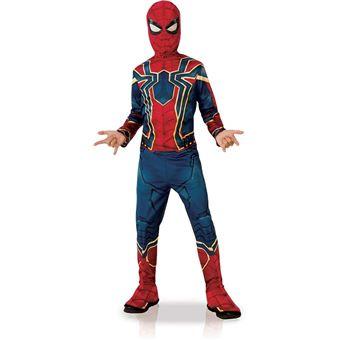 Déguisement classique Avengers Marvel Iron Spider Infinity War Taille L