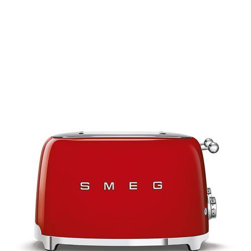 Grille pain Smeg TSF03RDEU 950 W Rouge