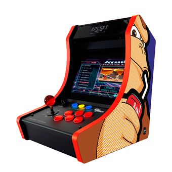 Neo Legend Pocket Video Arcade Machine Cola Kong Pop Art