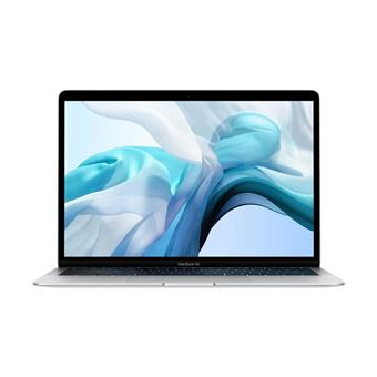 "Apple MacBook Air 13.3"" LED 256 Go SSD 8 Go RAM Intel Core i5 bicœur à 1.6 GHz Argent Nouveau"