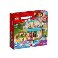 LEGO® Juniors 10763 La maison au bord du lac de Stéphanie