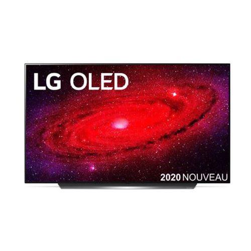 """Plus de détails TV LG OLED65CX 4K UHD 65"""" Smart Noir"""
