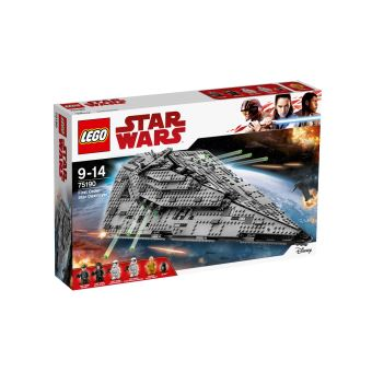 LEGO STA INFORMATION A VENIR 40